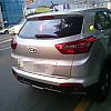 Hyundai Creta в минимальной комплектации