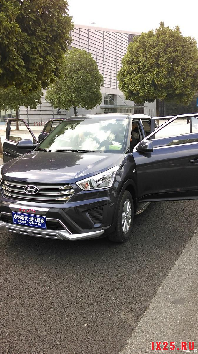 российская сборка Hyundai Creta