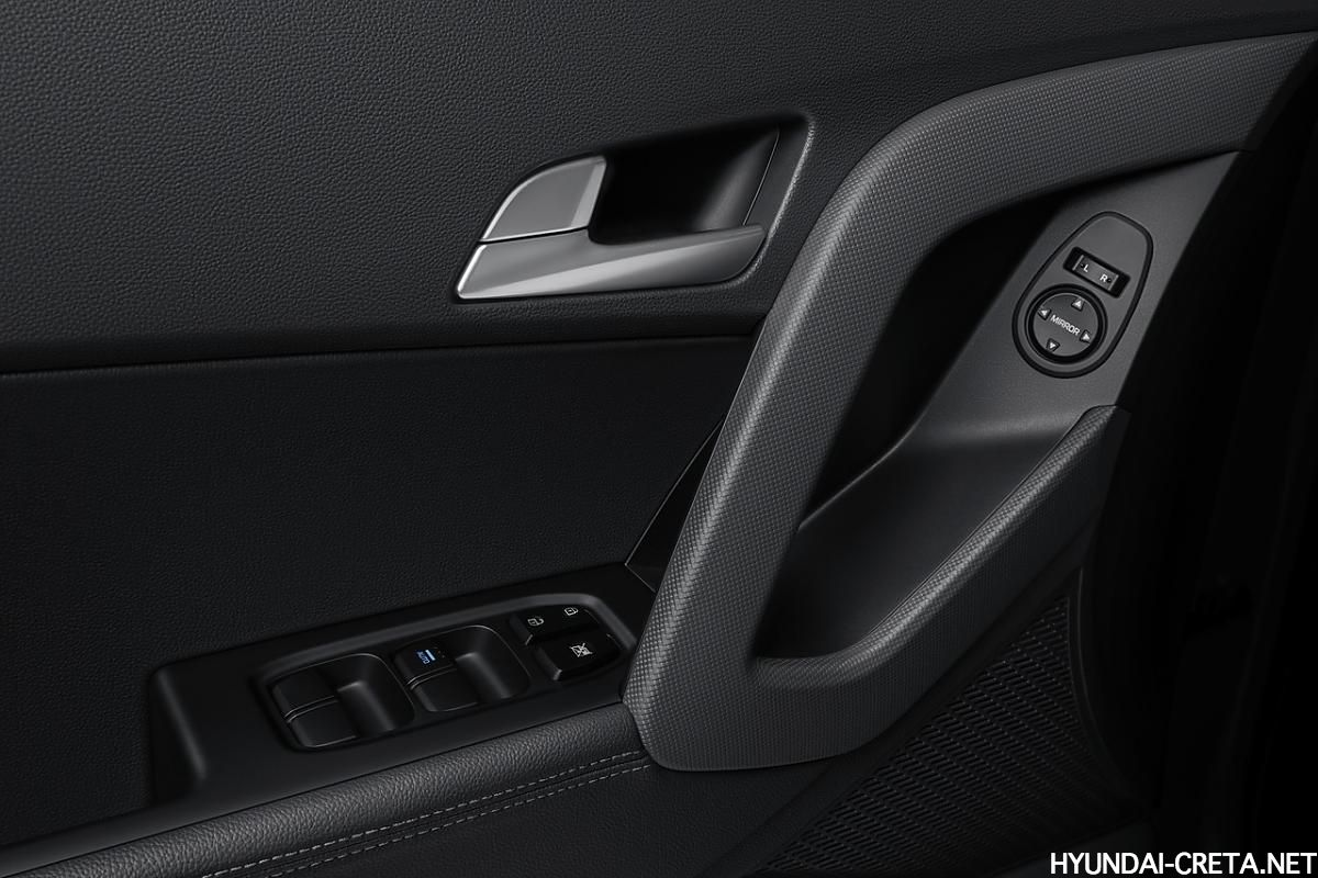 обивка дверей Hyundai Creta Россия