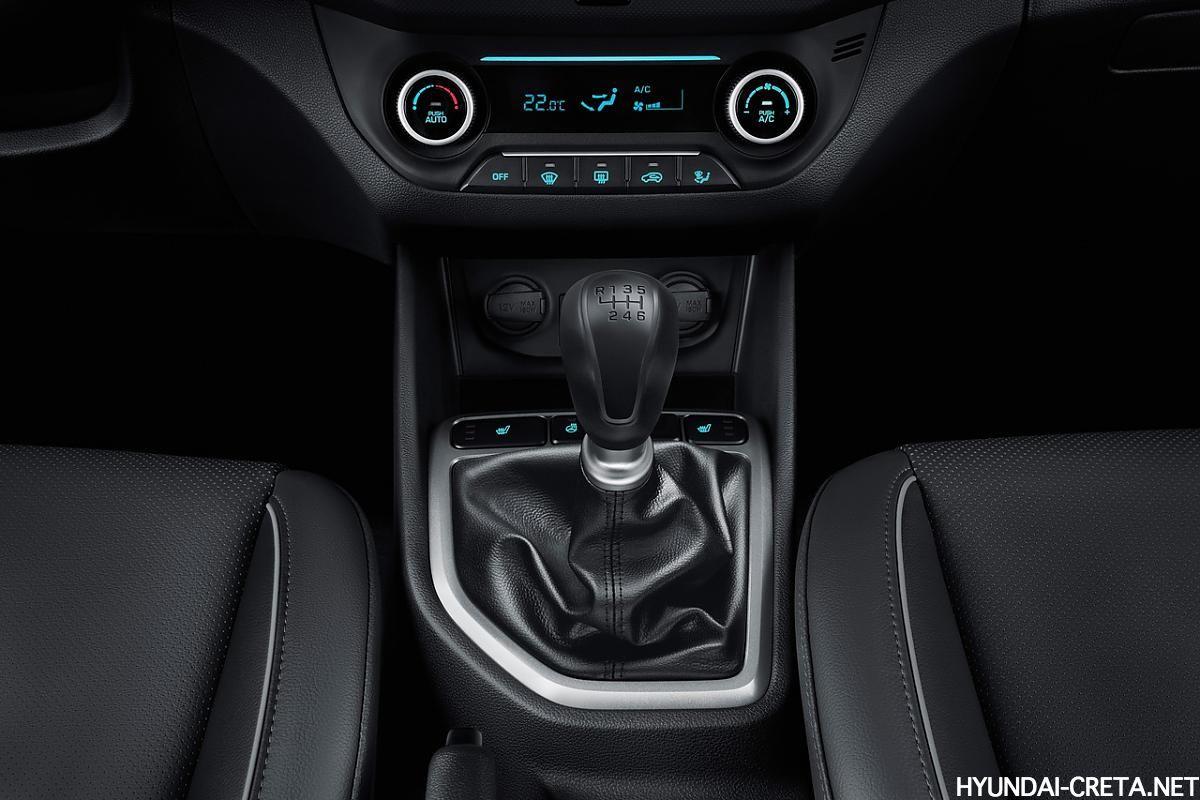 механика (МКПП) Hyundai Creta Россия