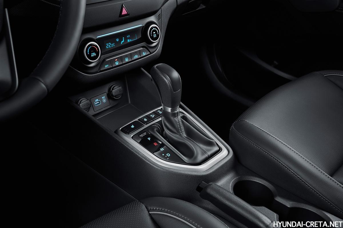 центральная консоль Hyundai Creta