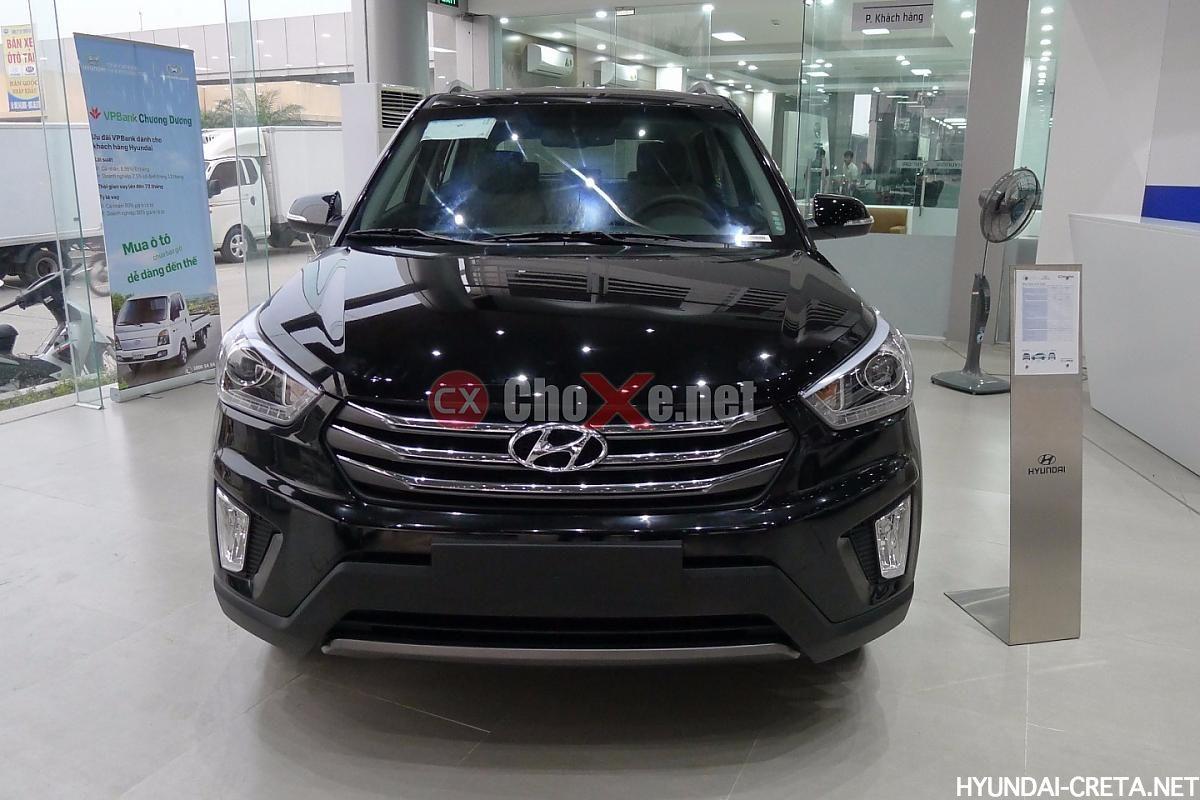 Hyundai Creta Black (черного цвета)