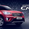 Hyundai Creta Red