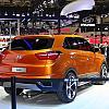 фото Hyundai Cretaзолотого цвета