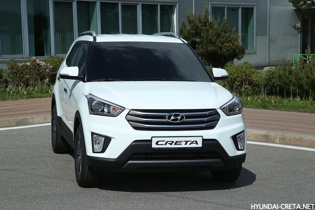 Hyundai Creta Россия