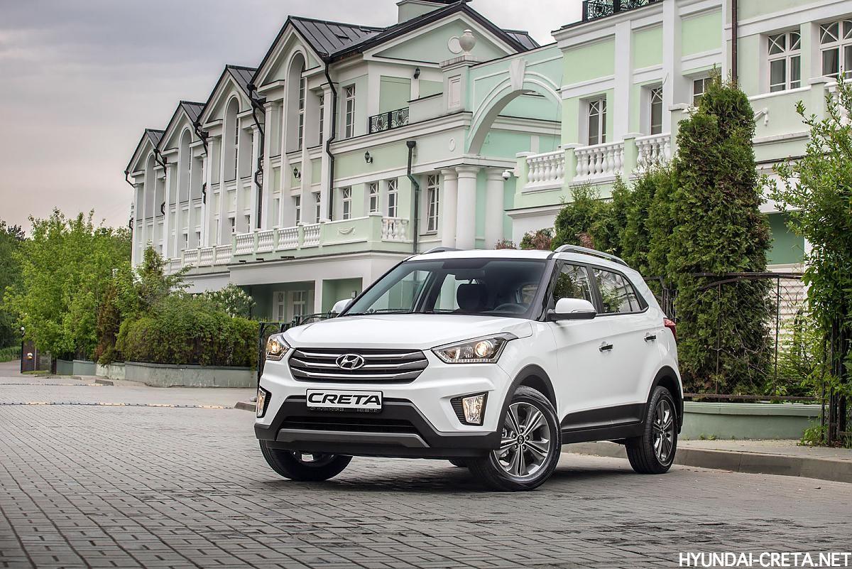 российская Hyundai Creta