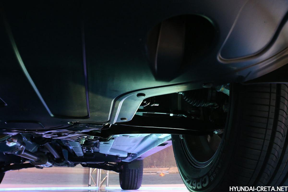 подвеска Hyundai Creta Россия